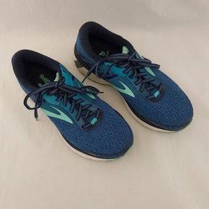 Brooks Shoes - Brooks Women 8M GTS 18 Adrenaline Running Shoes